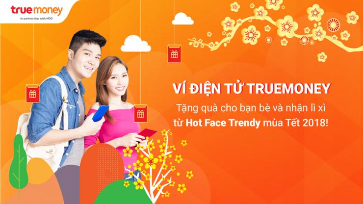 TrueMoney - Khai Xuân Như Ý - Lì Xì Như Ý